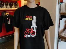 Start Vuelta in Utrecht duurt nog een jaar, maar de eerste T-shirts zijn al verkocht