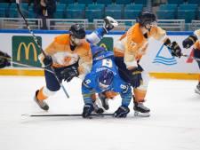 Geen WK ijshockey voor Oranje-mannen Tilburg Trappers