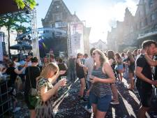 Groot onderzoek naar witwassen drugsgeld op de Korenmarkt in Arnhem
