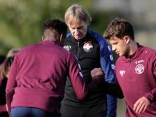 Willem II-coach Koster: 'Hilariteit op de terugweg uit Alkmaar'