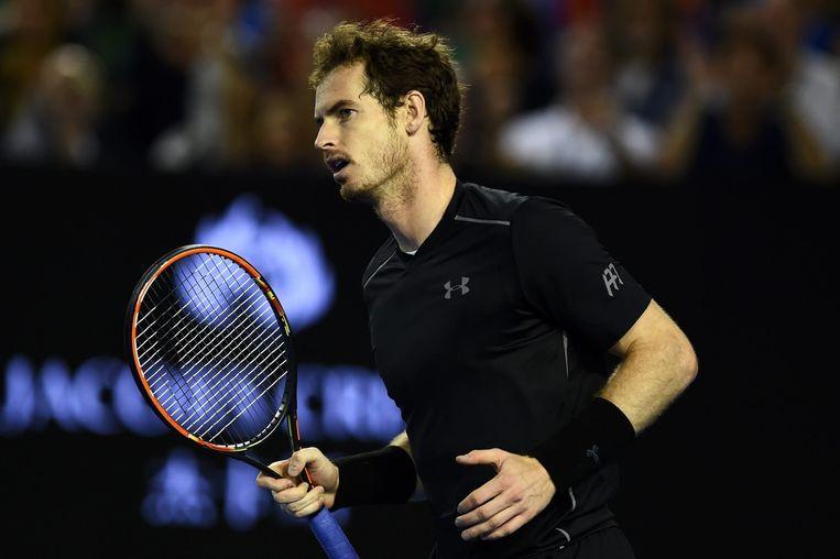 Andy Murray. Beeld anp