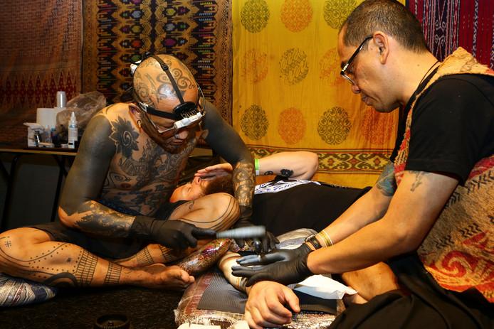 Gorinchem Was Een Heel Weekend Het Middelpunt Voor Tattoo