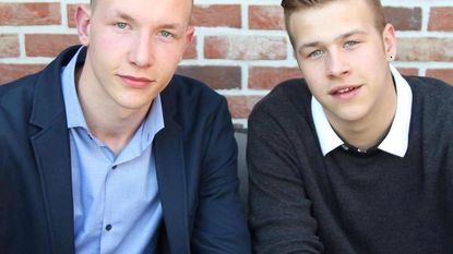 Jens en Jonathan brengen als Bruurs eerste single uit