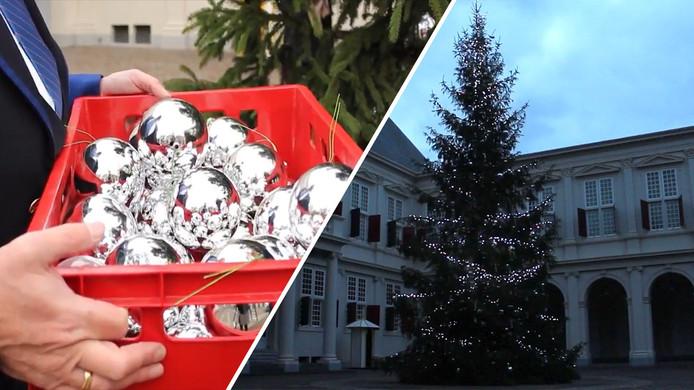Kerstboom Noordeinde