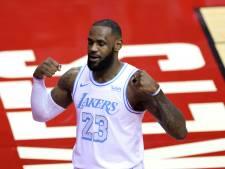 Les Lakers reprennent la tête à l'Ouest, l'assist phénoménal de LeBron James