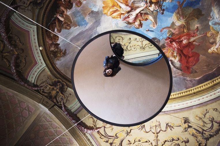 Castello di Rivoli in Turijn is een verlaten koninklijk paleis omgebouwd tot hedendaags kunstmuseum. Beeld Sanne de Wilde