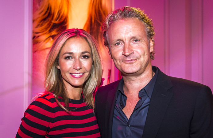 Wendy van Dijk en Erland Galjaard