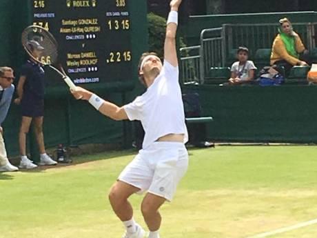Koolhof grijpt z'n tweede kwartfinale op Wimbledon