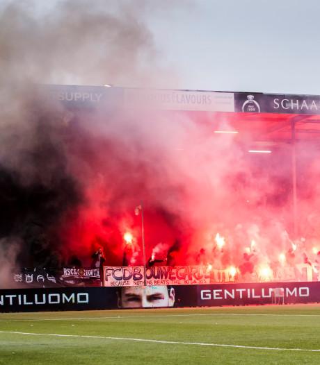 Ellende met aanhang tegen Dordt en Fortuna kost FC Den Bosch tien mille