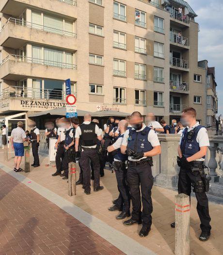 Belgische kustplaatsen weren dagjesmensen na incidenten