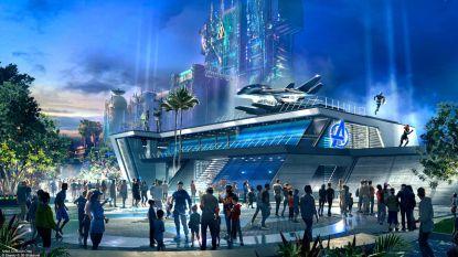 Nieuwe beelden tonen hoe 'Avengers Campus' in Disneyland er zal uitzien