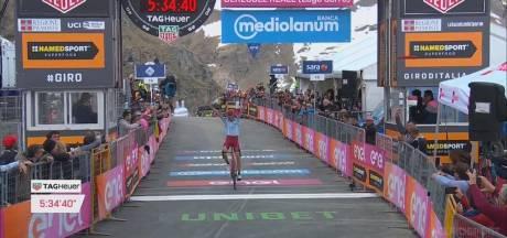 Ilnur Zakarin remporte la 13e étape du Giro, Jan Polanc reste en rose