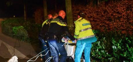 Fietser zwaargewond naar ziekenhuis na val in Eindhoven