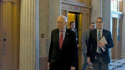 'Government shutdown' in de VS is van kracht