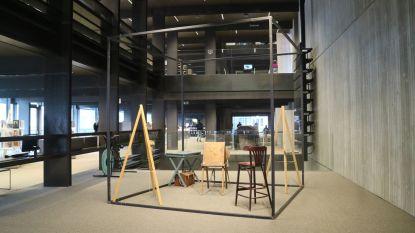 De Krook brengt Van Eyck naar bezoekers via interactieve expo