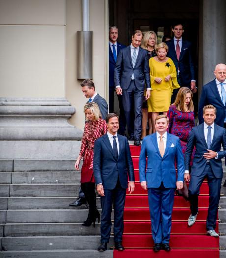 Peiling: Rutte III populairder dan ooit