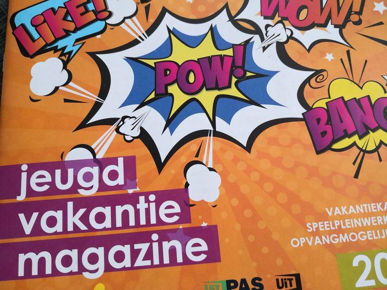 In dit vakantiemagazine is het volledige aanbod meerdaagse activiteiten voor de jeugd gebundeld