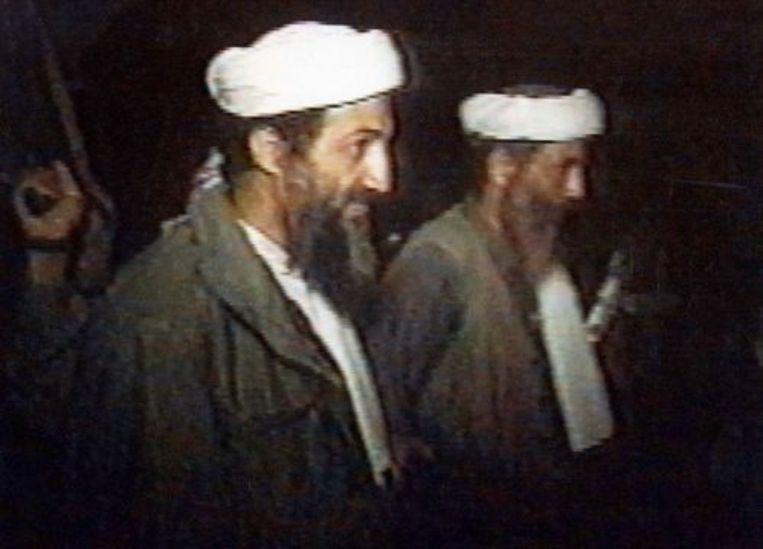 Osama bin Laden. EPA Beeld