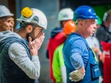 Bouwvakkers huilen om verongelukte kraanmachinist (24)