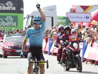 Indrukwekkende López wint beestachtige etappe in Vuelta, Froome houdt stand