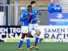 LIVE | FC Den Bosch ziet Go Ahead Eagles iets terug doen na doelpunt Bouyaghlafen