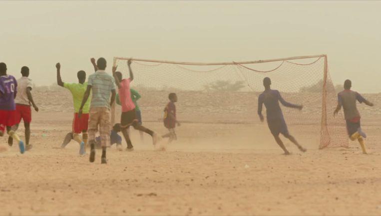 Still uit Timbuktu. Beeld Abderrahmane Sissako