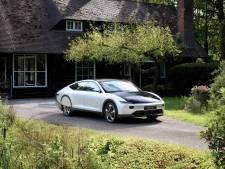 Pour 119.000 euros, cette voiture combine énergie solaire et longues distances
