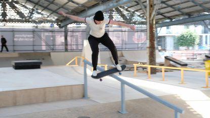 't Stad even walhalla voor skaters