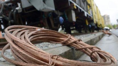 Roemenen blijven vast voor diefstal van duizenden kilo's metaal