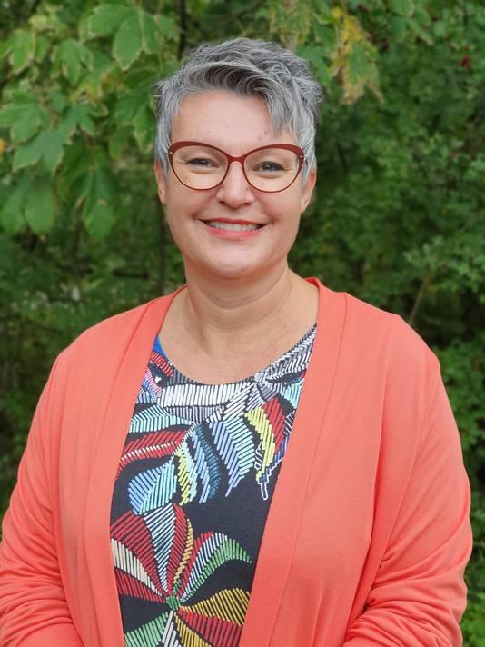 Angela Bras, bestuurder SVRZ.