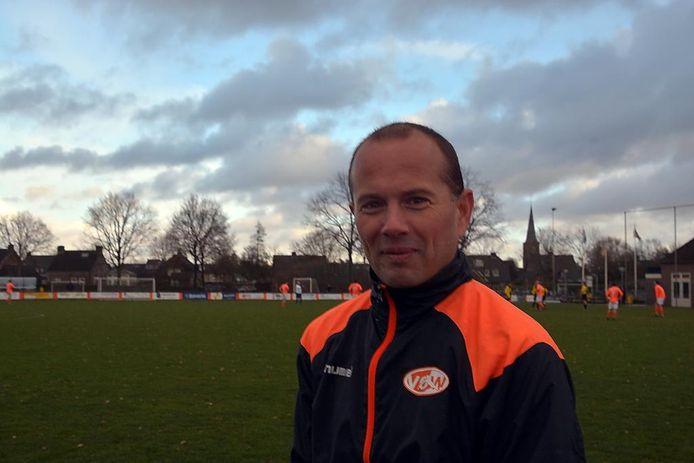 Jordy van Boxtel, trainer van VOW