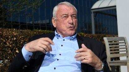 Ex-Rode Duivel Paul Van Himst wordt peter van gloednieuwe businessclub 5553 van Olsa Brakel