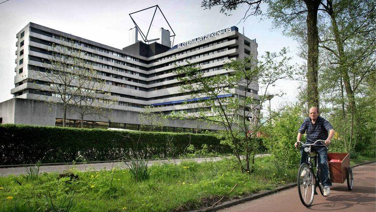 Het Slotervaartziekenhuis leende in 1997 tien miljoen euro van de gemeente Beeld Het Parool