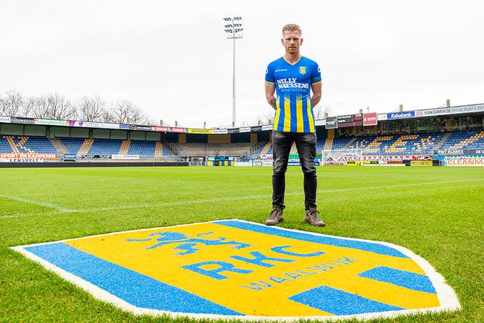Richard van der Venne tekent tot 2022 bij RKC