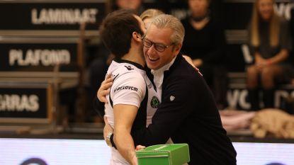 Partner ex-burgemeester Fournier draait geldkraan volleyclub dicht en zet vernieuwing sporthal op de helling