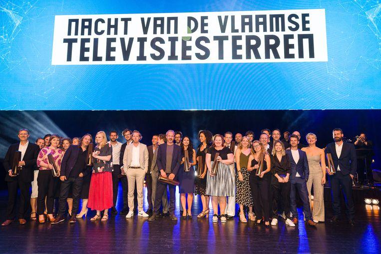 Nacht van de Televisiesterren, winnaars van 2017.