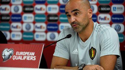 """Martínez zal niet experimenteren tegen San Marino: """"Het is en blijft een kwalificatieduel"""""""