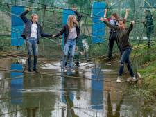 Nieuwe activiteitenclub start met jeugdweekend in de natuur