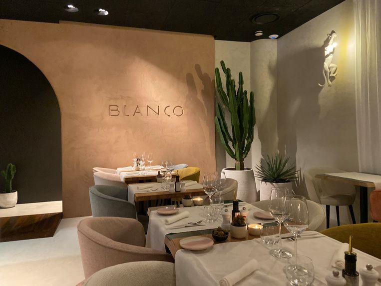 Restaurant Blanco Knokke