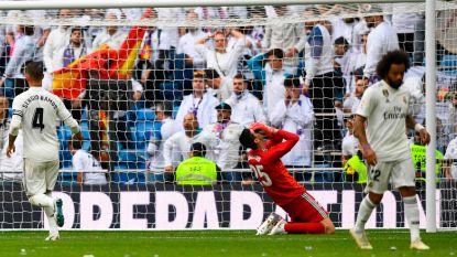 Postje van Lopetegui stilaan onhoudbaar: Courtois met Real Madrid onderuit tegen Levante nadat 'Koninklijke' slechtste reeks in geschiedenis neerzet
