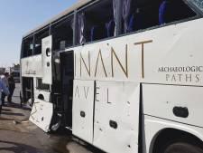 Une bombe explose au passage d'un bus de touristes au Caire, 17 blessés