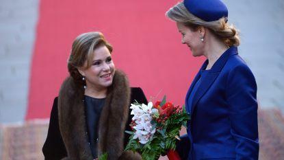 Visagist van koningin Mathilde verhoord in onderzoek naar diefstal kroonjuwelen
