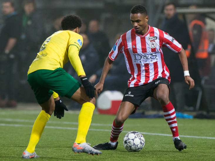 Samenvatting: Sparta Rotterdam - Fortuna Sittard