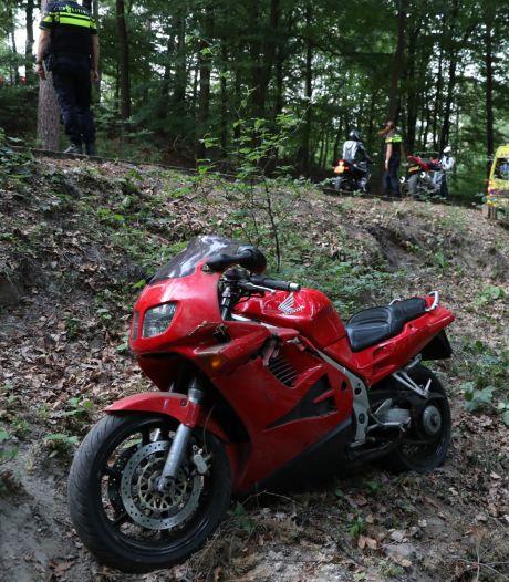 Motorrijder raakt gewond door val bij Velp