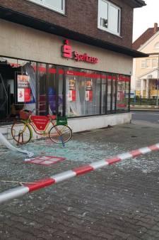 Drie mannen komen alsnog in Nederland voor de rechter na plofkraken in Duitsland