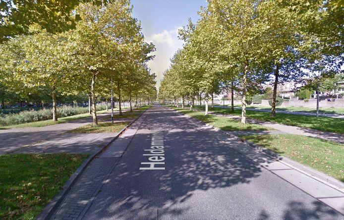 Heldammersingel in Veldhuizen, De Meern.