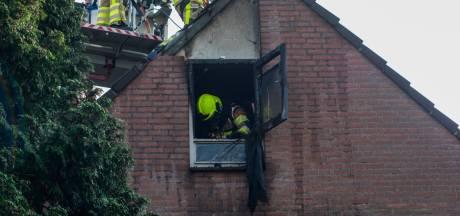 Brand maakt woning onbewoonbaar in Nijmegen