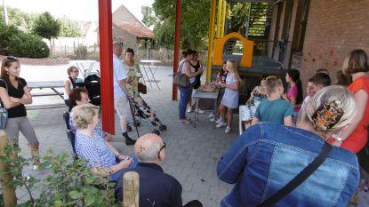 VBS Borsbeke en het Eiken Hof bakken voor het goede doel