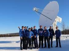 Succesvol experiment in Zweden met raket TU  Eindhoven