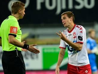"""Michiel Jonckheere is nuttige schakel bij KV Kortrijk: """"Ik krijg elke wedstrijd een kans"""""""